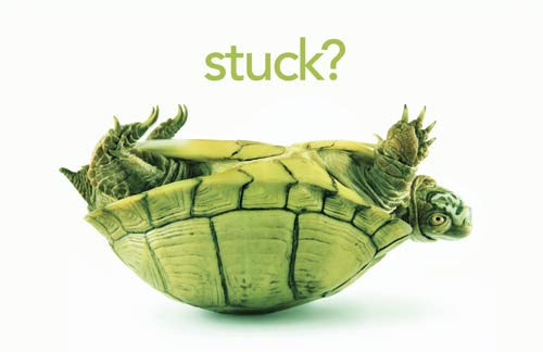 Feeling Stuck?