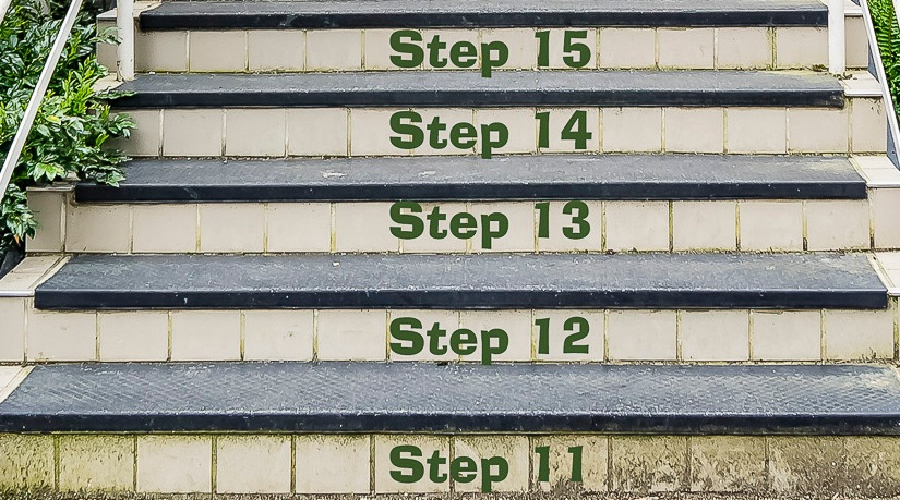 The Step after 12