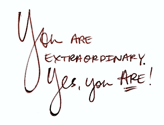 My Extraordinary Life